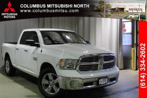 2018 RAM Ram Pickup 1500 for sale at Auto Center of Columbus - Columbus Mitsubishi North in Columbus OH