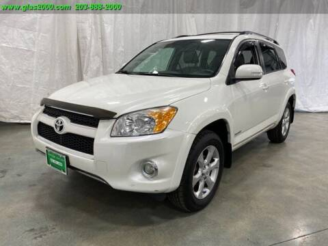 2011 Toyota RAV4 for sale at Green Light Auto Sales LLC in Bethany CT