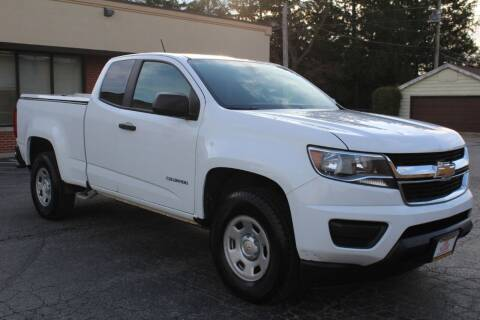 2016 Chevrolet Colorado for sale at JZ Auto Sales in Summit IL
