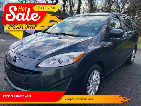 2012 Mazda MAZDA5 for sale at Perfect Choice Auto in Trenton NJ