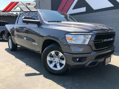 2020 RAM Ram Pickup 1500 for sale at Auto Republic Fullerton in Fullerton CA