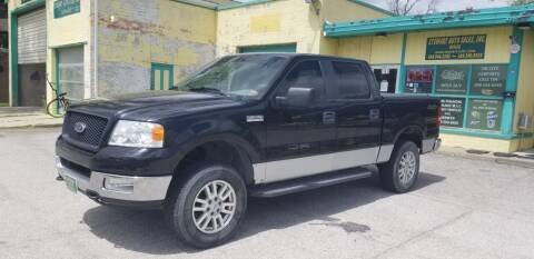 2005 Ford F-150 for sale at Stewart Auto Sales Inc in Central City NE