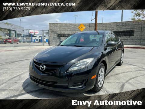 2013 Mazda MAZDA6 for sale at Envy Automotive in Studio City CA