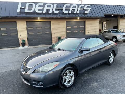 2007 Toyota Camry Solara for sale at I-Deal Cars in Harrisburg PA