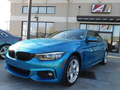 2018 BMW 4 Series for sale at Auto Assets in Powell OH