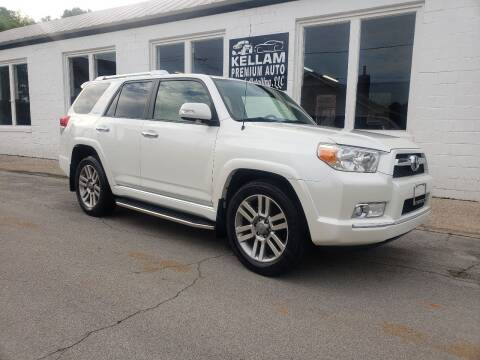2013 Toyota 4Runner for sale at Kellam Premium Auto Sales & Detailing LLC in Loudon TN