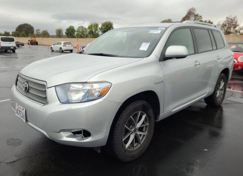 2008 Toyota Highlander Hybrid for sale at SoCal Auto Auction in Ontario CA