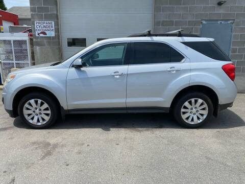 2010 Chevrolet Equinox for sale at Pafumi Auto Sales in Indian Orchard MA