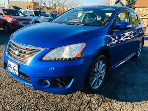 2015 Nissan Sentra for sale at 1NCE DRIVEN in Easton PA