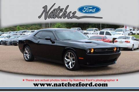 2015 Dodge Challenger for sale at Auto Group South - Natchez Ford Lincoln in Natchez MS