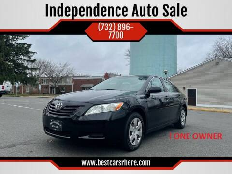 2007 Toyota Camry for sale at Independence Auto Sale in Bordentown NJ