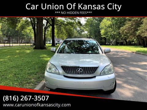 2004 Lexus RX 330 for sale at Car Union Of Kansas City in Kansas City MO