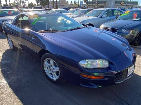 1999 Chevrolet Camaro for sale at North County Auto in Oceanside CA