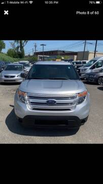 2012 Ford Explorer for sale at Worldwide Auto Sales in Fall River MA