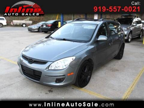 2010 Hyundai Elantra Touring for sale at Inline Auto Sales in Fuquay Varina NC