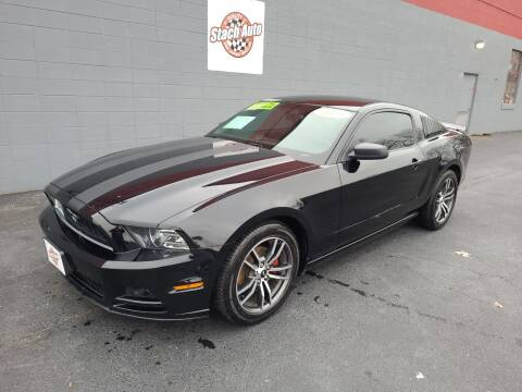 2013 Ford Mustang for sale at Stach Auto in Janesville WI