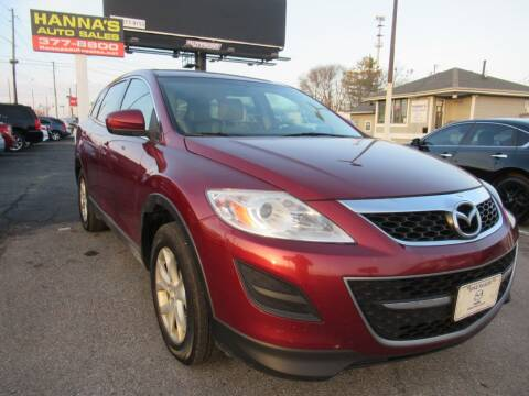 2011 Mazda CX-9 for sale at Hanna's Auto Sales in Indianapolis IN