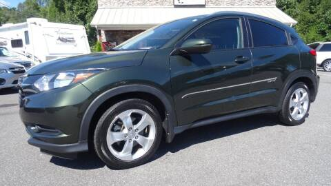 2016 Honda HR-V for sale at Driven Pre-Owned in Lenoir NC