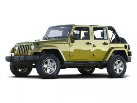 2008 Jeep Wrangler Unlimited for sale at Clay Maxey Ford of Harrison in Harrison AR