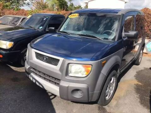 2003 Honda Element for sale at Dulux Auto Sales Inc & Car Rental in Hollywood FL