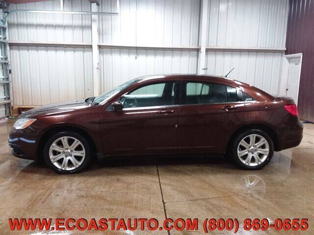 2013 Chrysler 200 for sale at East Coast Auto Source Inc. in Bedford VA