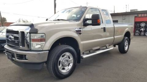 2010 Ford F-350 Super Duty for sale at LA Motors LLC in Denver CO