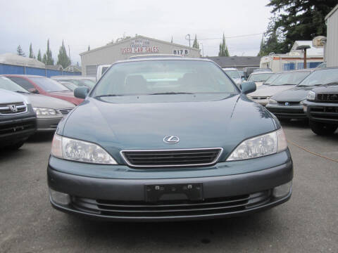 1998 Lexus ES 300 for sale at All About Cars in Marysville WA