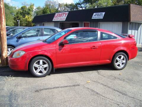 2009 Pontiac G5 for sale at Collector Car Co in Zanesville OH