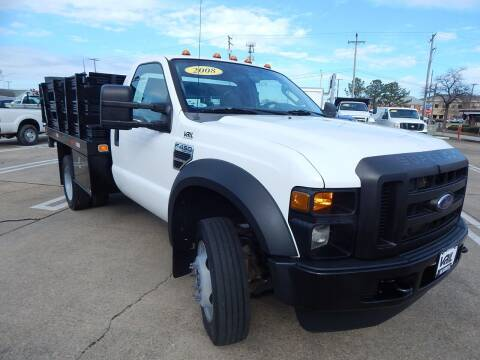 2008 Ford F-450 Super Duty for sale at Vail Automotive in Norfolk VA