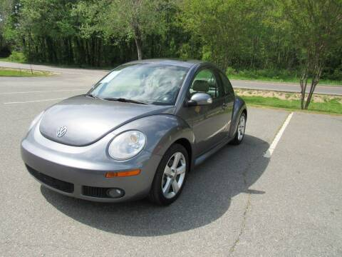 2007 Volkswagen New Beetle for sale at Pristine Auto Sales in Monroe NC