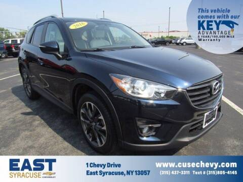 2016 Mazda CX-5 for sale at East Syracuse Performance Sales & Service in Syracuse NY