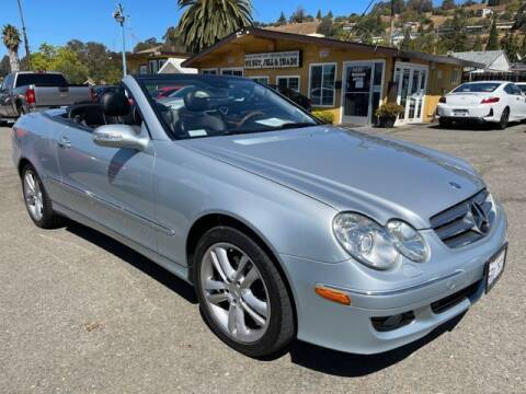 2006 Mercedes-Benz CLK for sale at MISSION AUTOS in Hayward CA