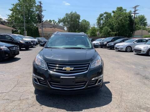 2015 Chevrolet Traverse for sale at All Starz Auto Center Inc in Redford MI
