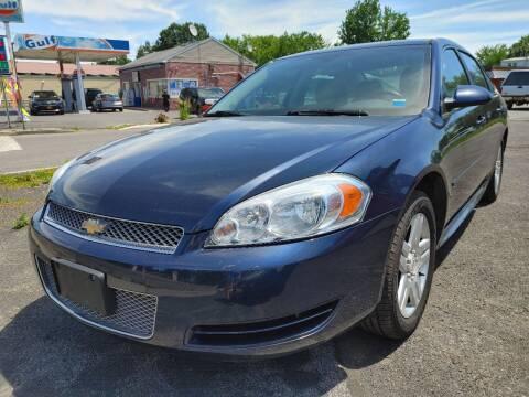 2012 Chevrolet Impala for sale at JD Motors in Fulton NY