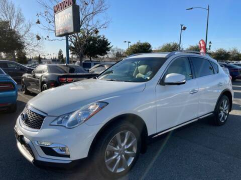 2016 Infiniti QX50 for sale at MISSION AUTOS in Hayward CA