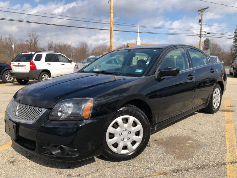 2011 Mitsubishi Galant for sale at J's Auto Exchange in Derry NH