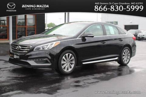 2015 Hyundai Sonata for sale at Bening Mazda in Cape Girardeau MO