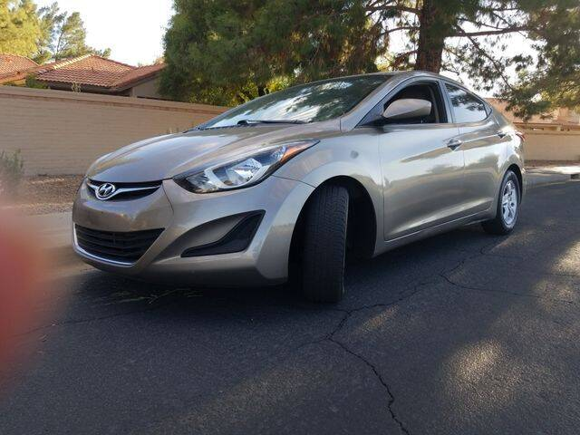 2015 Hyundai Elantra for sale at Superstition Auto in Mesa AZ