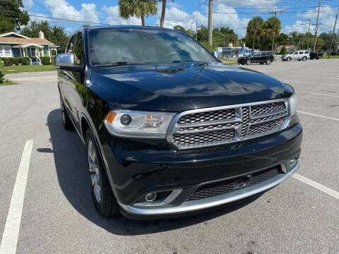 2017 Dodge Durango for sale at LUXURY AUTO MALL in Tampa FL