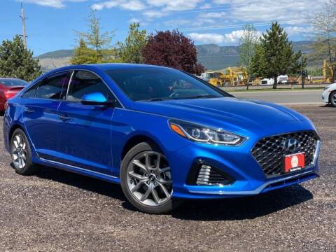 2018 Hyundai Sonata for sale at The Other Guys Auto Sales in Island City OR