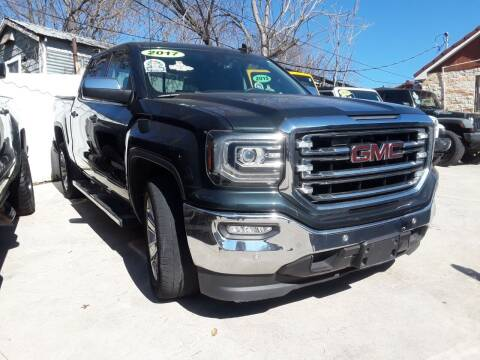 2017 GMC Sierra 1500 for sale at Speedway Motors TX in Fort Worth TX