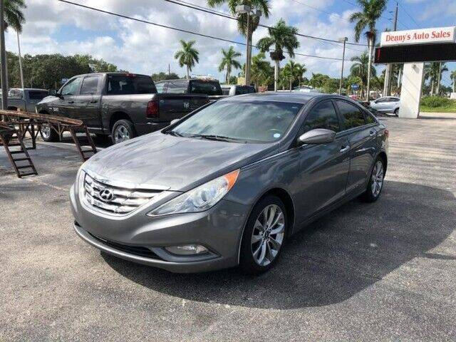2013 Hyundai Sonata for sale at Denny's Auto Sales in Fort Myers FL
