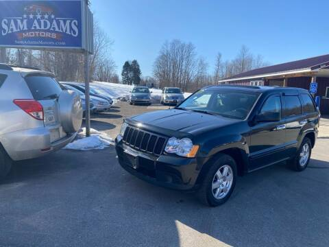 2008 Jeep Grand Cherokee for sale at Sam Adams Motors in Cedar Springs MI