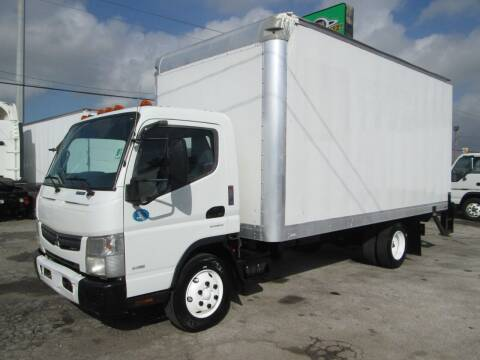 2012 Mitsubishi Fuso for sale at Pasadena Auto Planet - 9172 North Freeway in Houston TX