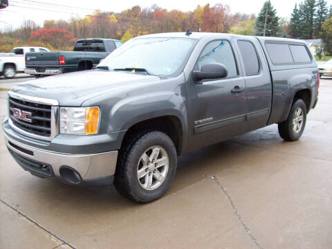 2011 GMC Sierra 1500 for sale at Summit Auto Inc in Waterford PA