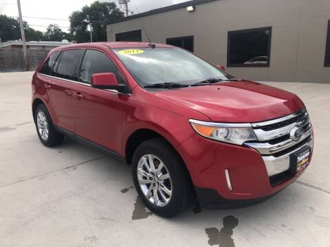 2011 Ford Edge for sale at Tigerland Motors in Sedalia MO