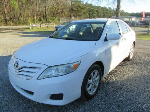 2011 Toyota Camry for sale at Bullet Motors Charleston Area in Summerville SC