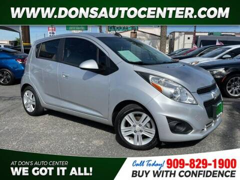 2015 Chevrolet Spark for sale at Dons Auto Center in Fontana CA