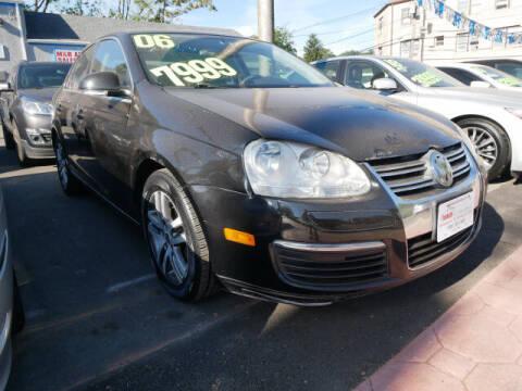 2006 Volkswagen Jetta for sale at M & R Auto Sales INC. in North Plainfield NJ