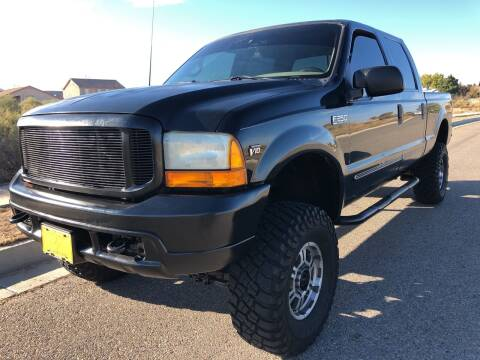 2000 Ford F-250 Super Duty for sale at DPM Motorcars in Albuquerque NM